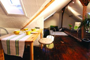 Rent a flat for short and long term stay in Goettingen